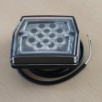 Atbulinės eigos diod.žibintas FT-224 LED 12V su 1 metro laidu