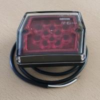 Galinis priešrūkinis diodinis žibintas FT-223 LED LED 12V su 1 metro laidu