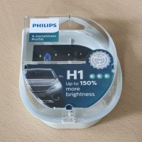 PHILIPS H1 12V 55W  X-tremeVisionPro +150%
